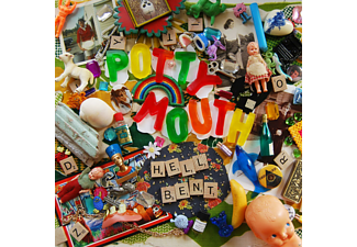 Potty Mouth - Hell Bent - (CD)