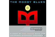 The Moody Blues - A Night At Red Rocks (Deluxe Edition) [CD]