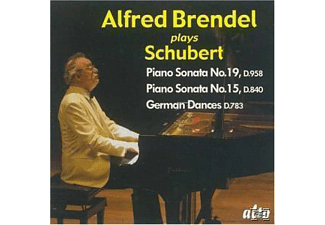 Alfred Brendel - Brendel Plays Schubert - (CD)