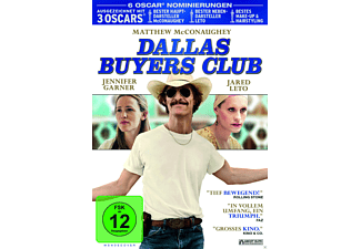 Dallas Buyers Club - (DVD)