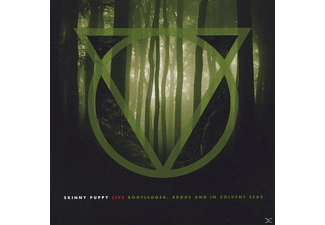 Skinny Puppy - Live: Bootlegged,broke and in - (CD)