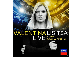Valentina Lisitsa - Live At The Royal Albert Hall - (CD)