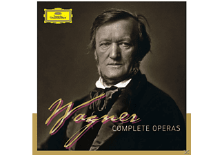 VARIOUS - Richard Wagner: Complete Operas - (CD)