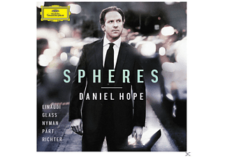 Daniel Hope, Jacques) Ammon, Chie Peters, Jochen Carls, Juan Lucas Aisemberg, Deutsches Kammerorchester Berlin, Members Of The Rundfunkchor Berlin - Spheres - (CD)