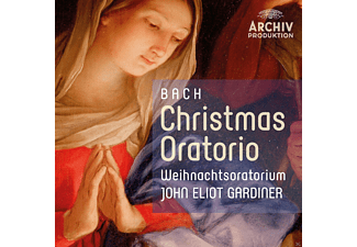 The English Baroque Soloists, Monteverdi Choir, John Eliot Gardiner - Weihnachtsoratorium - (CD)