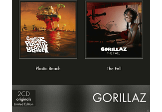 Gorillaz - Plastic Beach / The Fall [CD]