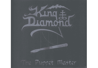 King Diamond - Puppet Master (Re-Issue) - (CD)