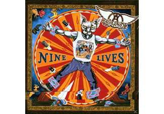 Aerosmith - NINE LIVES (ENHANCED) - (CD EXTRA/Enhanced)