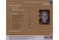 Rodion Konstantinovich Shchedrin - Piano Music: Notebook For The Youth [CD]