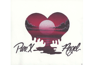 Pure X - Angel - (CD)