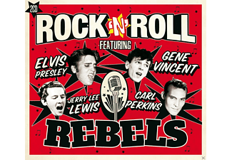 VARIOUS - Rock 'n' Roll Rebels - (CD)