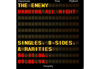 The Enemy - Dancing All Night: Singles, B-Sides & Rarities [CD]