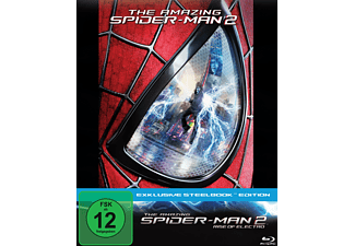 The Amazing Spider-Man : Rise of Electro (Steelbook Edition) - (Blu-ray)