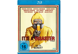 It's a Disaster - (Blu-ray)