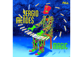 Sergio Mendes - Magic - (CD)