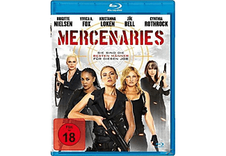 Mercenaries - (Blu-ray)