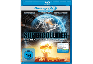 SUPERCOLLIDER-THE BLACK HOLE APOCALYPSE (REAL 3D) - (Blu-ray)