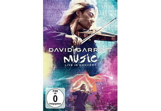 David Garrett - MUSIC LIVE IN CONCERT - (DVD)