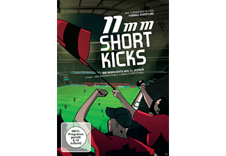 11mm shortkicks - (DVD)