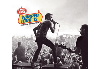 VARIOUS - Warped Tour '12 - (CD)