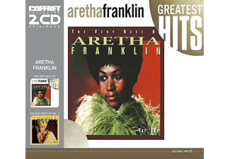 Aretha Franklin - The Very Best Of Vol.1 & Vol.2 - (CD)