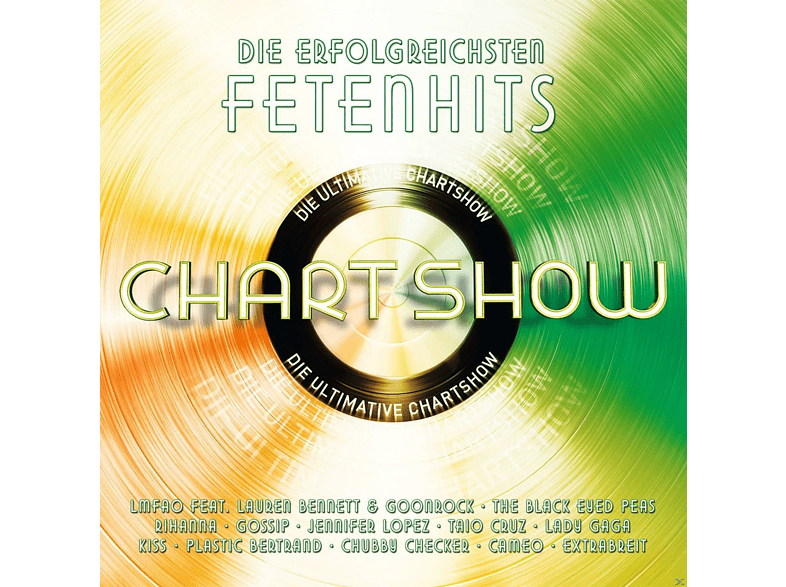 Various - Die Ultimative Chartshow - Fetenhits [CD]