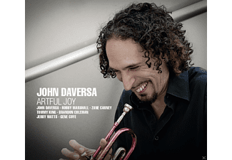 John Daversa - Artful Joy - (CD)