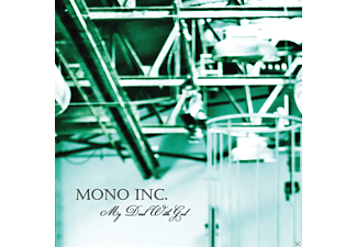 Mono Inc. - My Deal With God - (Maxi Single CD)