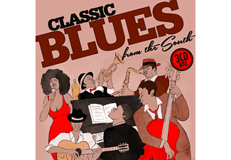 VARIOUS - Classic Blues From The South - (CD)