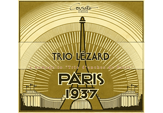 Trio Lezard - Paris 1937- A Hommage To Trio D'anches De Paris - (CD)