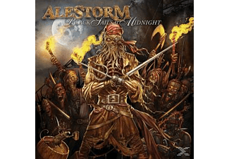 Alestorm - Black Sails At Midnight - (CD)