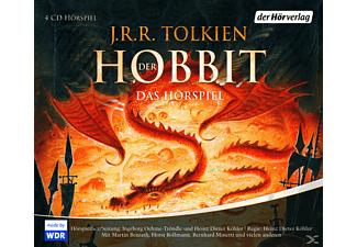 DER HOBBIT (HÖRSPIEL) - 4 CD - Science Fiction/Fantasy