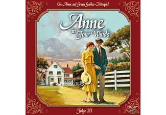 - Anne in Four Winds: Ein neuer Anfang - Folge 20 - (CD)