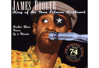 James Booker - James Booker - King Of The New Orleans - (CD)