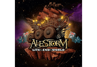 Alestorm - Live - At The End Of The - (DVD + CD)