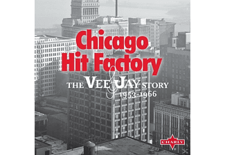 VARIOUS - Chicago Hit Factory - The Vee Jay Story 1953 - 1966 - (CD)