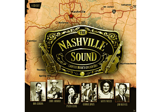 VARIOUS - The Nashville Sound - (CD)