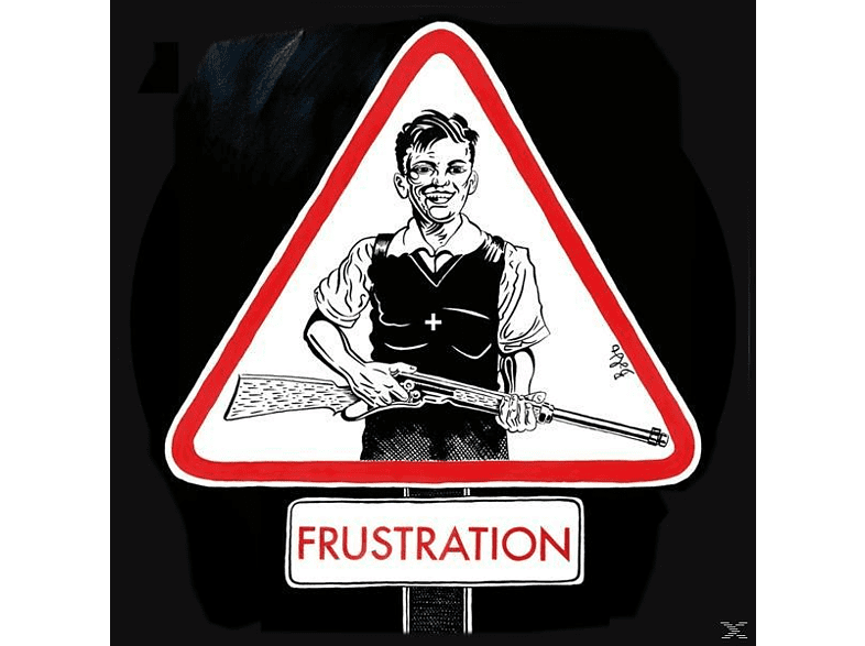 Frustration - Dying Cities [Vinyl]