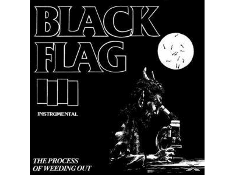 Black Flag - The Process Of Weeding Out [Maxi Single CD]