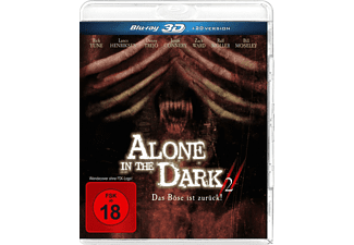 ALONE IN THE DARK 2 (3D) - (3D Blu-ray)
