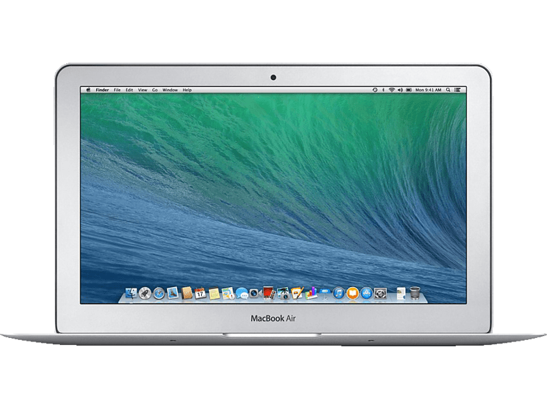 APPLE  MacBook Air, 11,6 Zoll, MacBook Air mit 11.6 Zoll Display, Core™ i5 Prozessor, Intel HD Graphics 5000, Silber | 00885909721740