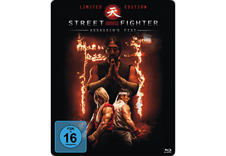 Street Fighter - Assassin's Fist (Limited Steelbook Edition) - (Blu-ray)
