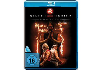 Street Fighter - Assassin's Fist - (Blu-ray)