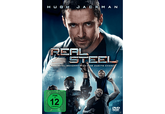 Real Steel Action DVD