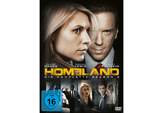 Homeland - Staffel 2 Thriller DVD
