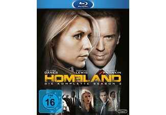 Homeland - Staffel 2 Thriller Blu-ray