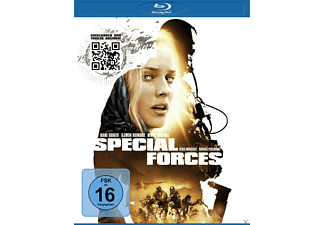 SPECIAL FORCES - (Blu-ray)