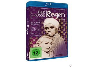 DER GROSSE REGEN (THE RAINS OF RANCHIPUR) - (Blu-ray)