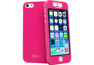 CASEUAL 978013 thinSkin Full Cover Apple iPhone 5, iPhone 5s Polycarbonat Polymer Pink