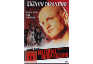 NATURAL BORN KILLERS - (DVD)